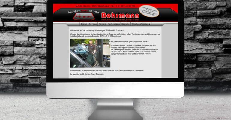 webdesign – autoglas