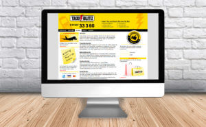 webdesign – taxiblitz