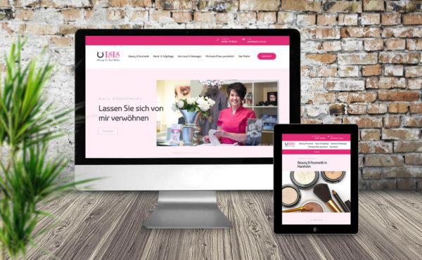 webdesign – atelier-isis