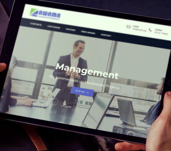 webdesign – awama
