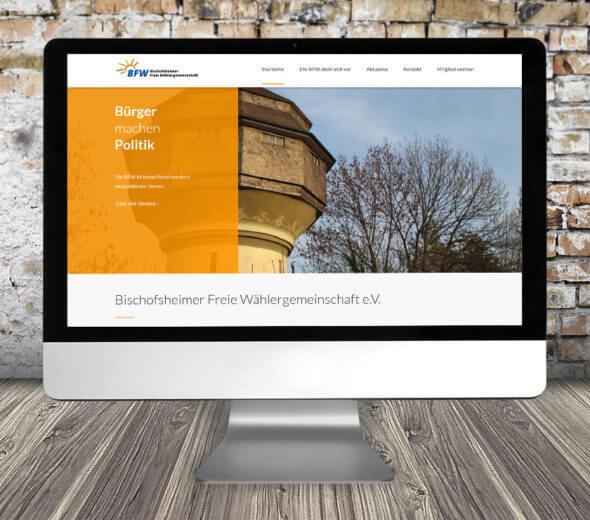 webdesign – bischofsheimer-freie-waehler