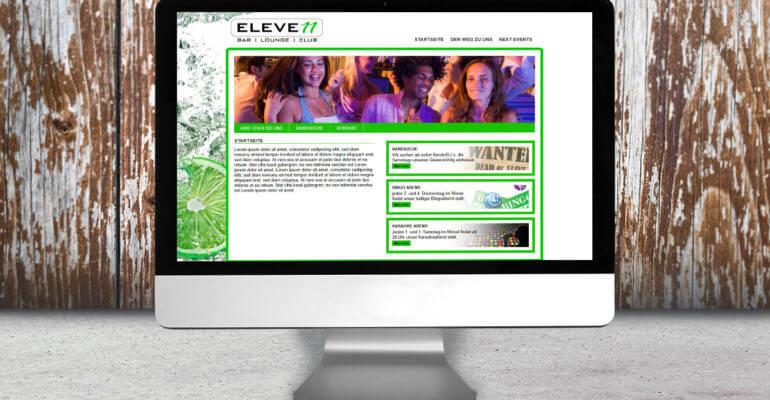 webdesign – eleven