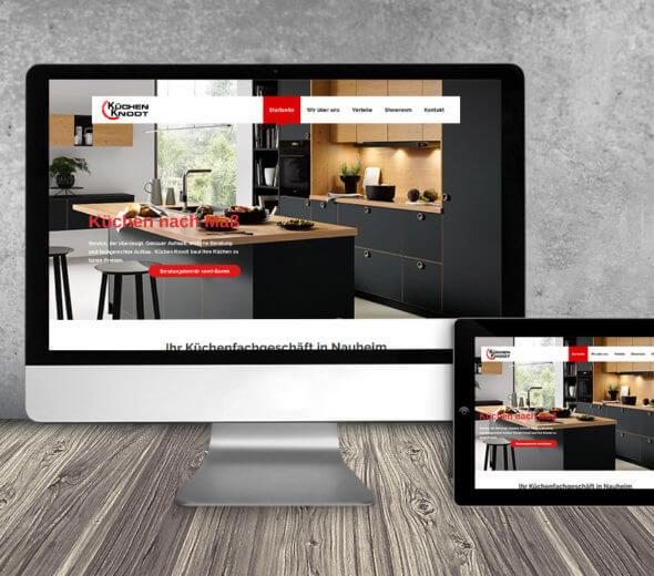 webdesign – kuechenknodt
