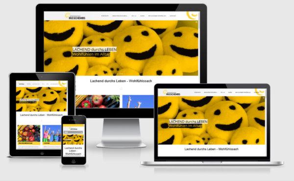 webdesign – lachend-durchs-leben