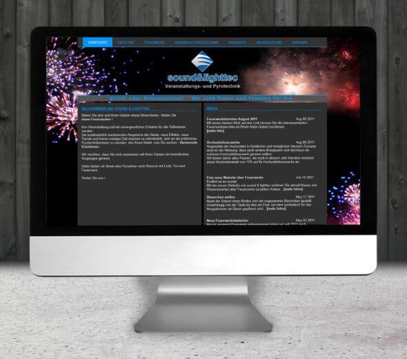 webdesign – soundandlighttec