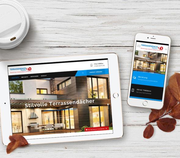 webdesign-trebur-terrassendach-profis