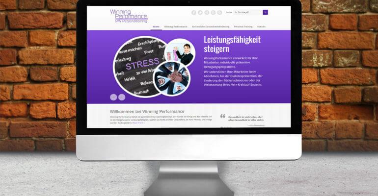 webdesign – winning