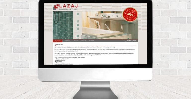 webseite-lazaj