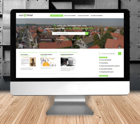 webdesign-kauf in trebur