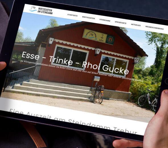 webdesign – steindamm-trebur