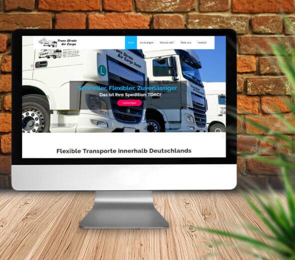 webdesign – tdac