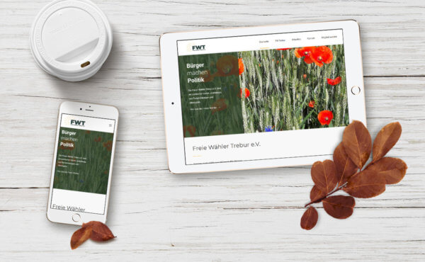 webdesign – freie-waehler-trebur